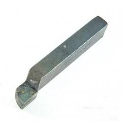 Резец проходной упорный 16х12х100 изогнутый (тип 2)