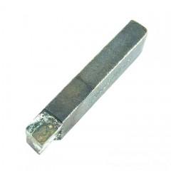 Резец проходной упорный 16х16х80 прямой (тип 1)