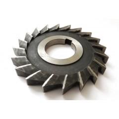 Фреза дисковая трехсторонняя 100х10