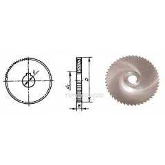 Фреза дискова відрізна D=125х4,0