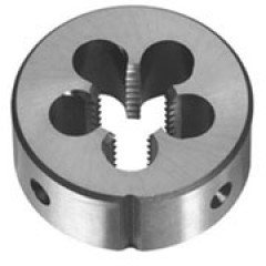 Плашка М10х1,5 (основной шаг)