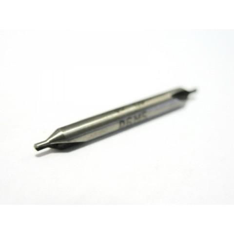 Свердло центровочне d=1,0 мм