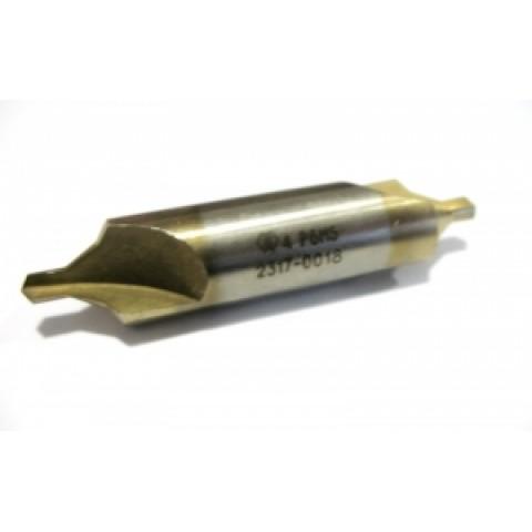 Свердло центровочне d=4,0 мм